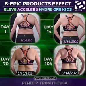 bepic Elev8/Acceler8 slimming progress review