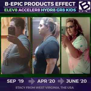 combo elev8 acceler8 weight loss progress