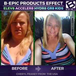 bepic's elev8 - rejuvenate & weight loss result