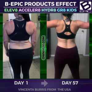 3 bepic capsules weight loss progress (Vincenta Burris review)