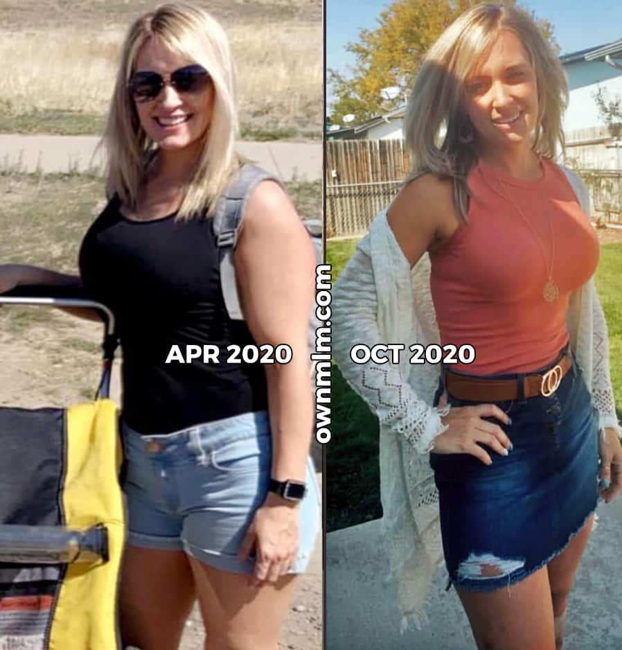 visual transformation with b-epic elev8 pills (pictures and review)