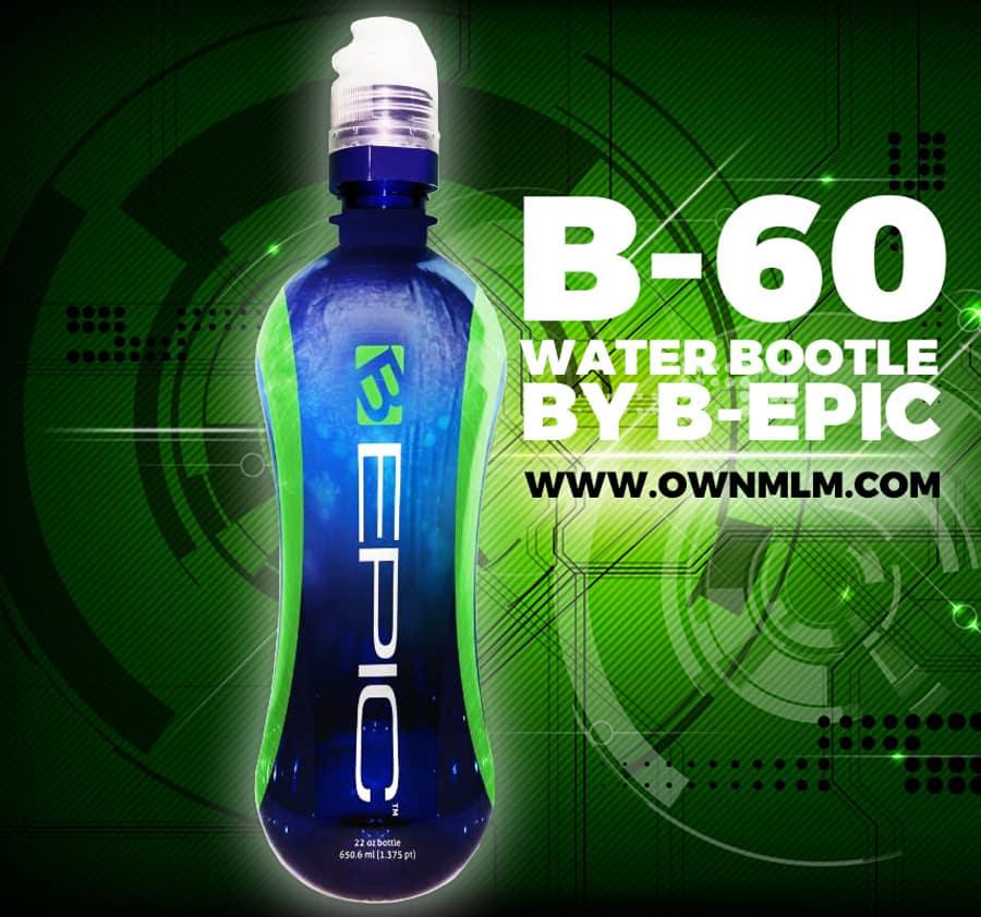 B-60 bepic bottle