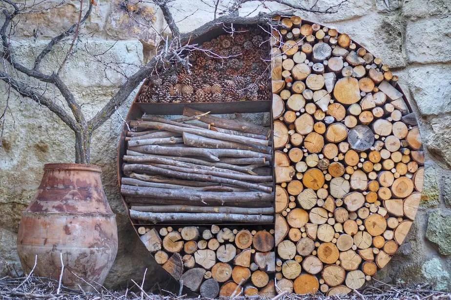 21 best firewood storage ideas for