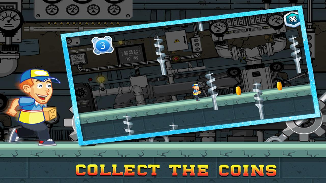 Escape the Machines – One Touch Puzzle Game