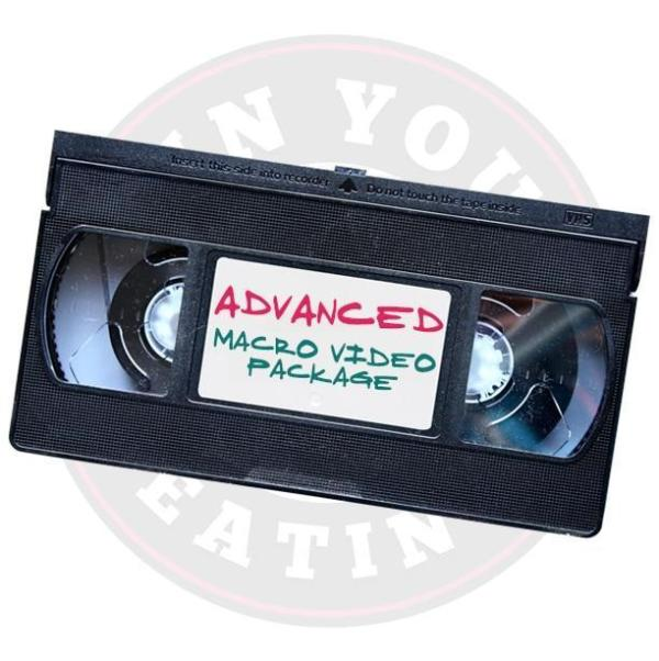 Advanced Macro Video Package