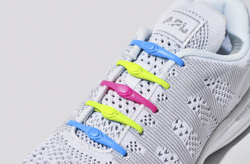 f00ec66b0 Hate tying your kids' shoes everyday before they step out of the house?  Hate stopping to tie your own shoes mid-run? HICKIES products turn any pair  of ...