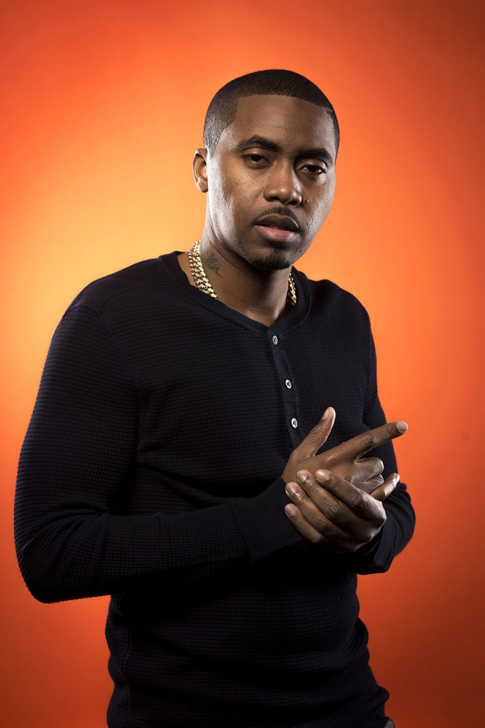 Rapper Nas Knows That Making Money Can Sounds Really Good