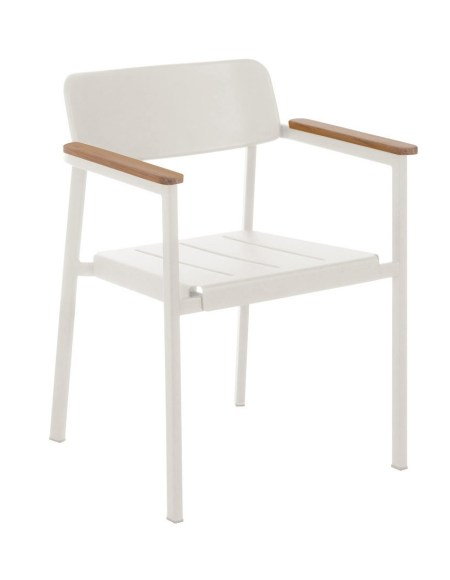 emu shine chair white