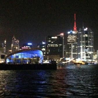 Devonport: Rückkehr in den Hafen von Auckland