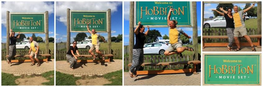 Hobbiton: Irgendwann klappt es schließlich immer - Hauptsache wir hatten Spass