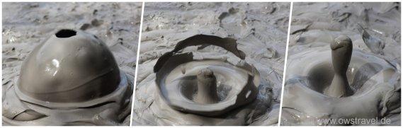 Wai-O-Tapu, Mood-Pools: Die Schönheit der Zerstörung