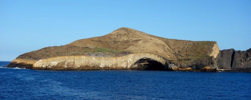 Galápagos, La Pinta, Santa Isabela, Punta Vincente Roca