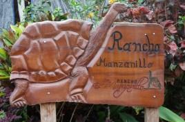 Galápagos, Santa Cruz: Zugang zur Rancho Manzanillo