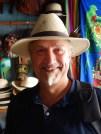 Guatemala, Flores: Mit Hut geht´s doppelt gut