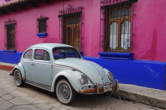San Cristobal: Der VW Käfer, der deutsche Export-Schlager