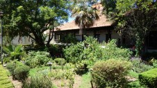 San Cristobal: Der Innenhof des Casa de la Cultura