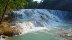 Palenque, Agua-Azul