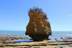 Cape Kidnapper: Rauhe Schönheit geformt-von Wind, Wetter und Meer