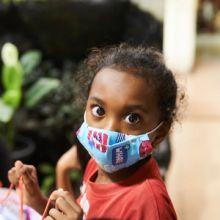 Op het moment van schrijven was het aantal weeskinderen in Zuid-Afrika bijvoorbeeld 101.400. Er zijn ongeveer 10.000 in het VK die minstens één zorgverlener hebben verloren. Krediet: Shutterstock.