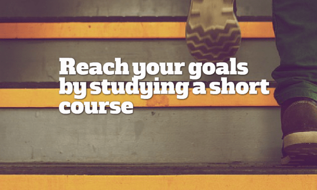 Top 10 Reasons to Take a Short Course in 2015