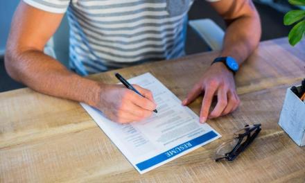 How to Enhance an Empty CV