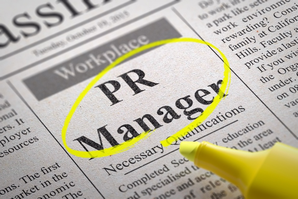 Image result for PR Manager
