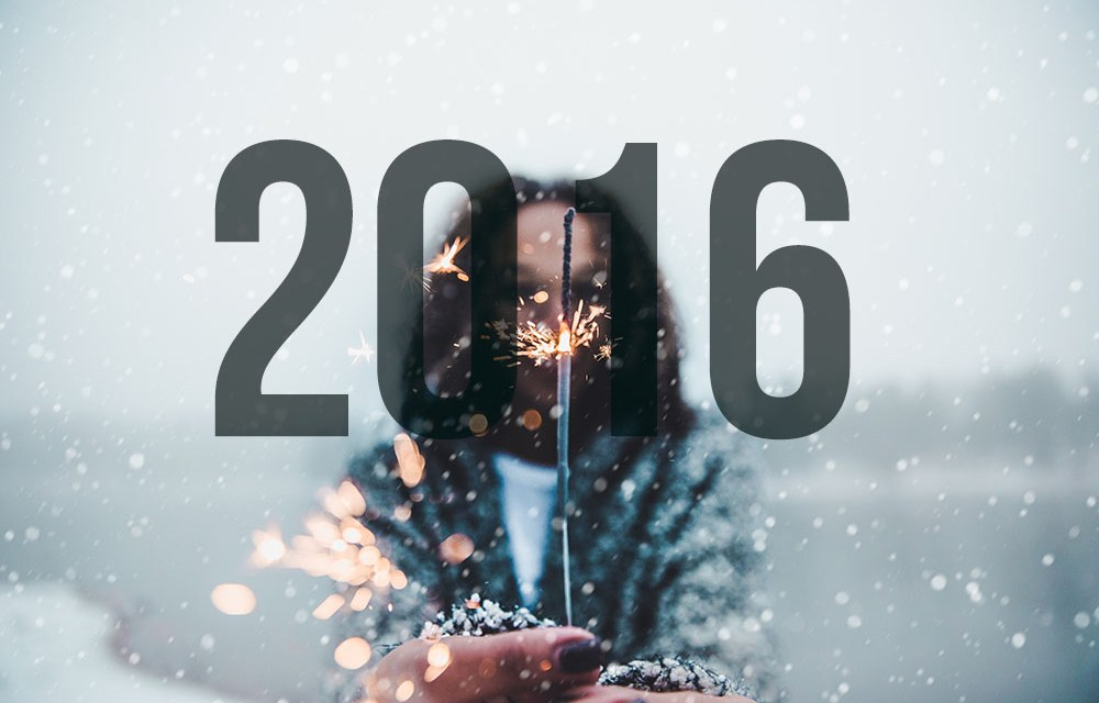 A Message from the Principal: How to Make the Most of 2016