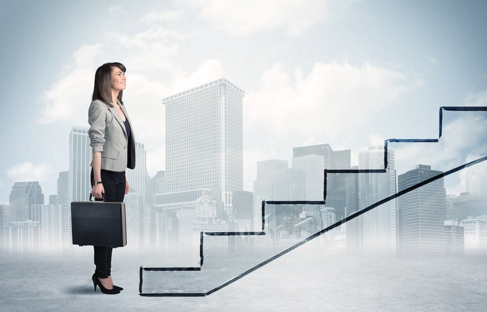 Don't Trip on Your Way Up – 5 Tips for Reaching Success in a New Work Environment
