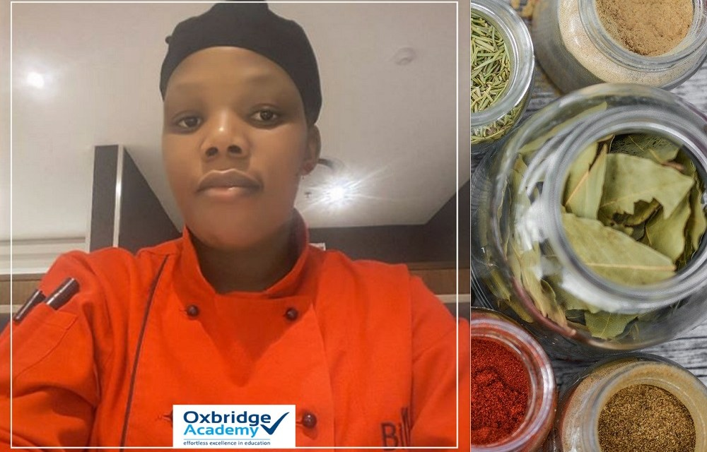 Noxolo finds her recipe for success!