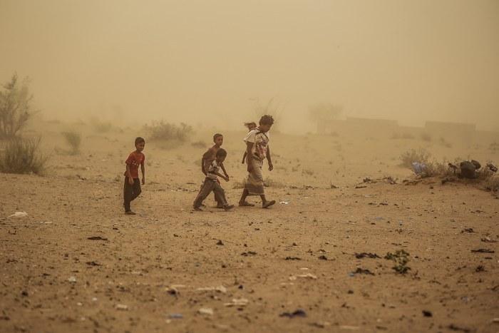 Oxfam Intermón pide acciones urgentes para evitar que 14 millones de personas sufran una hambruna en Yemen