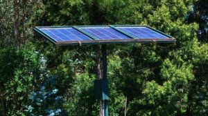 Solar Systems in fruit farming
