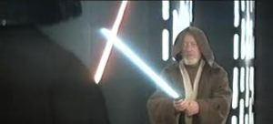 Obi Wan Kenobi vs Darth Vader: Saturn vs Pluto