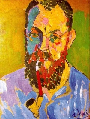 Capricorn Self-Portraits: Solid Intense