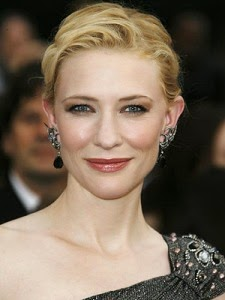 Cate Blanchett. Taurus Sun, Rising sign unknown.