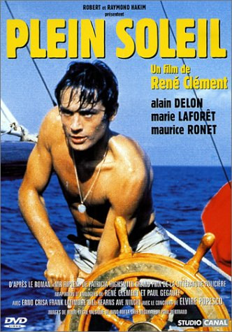 Plein Soleil, directed by Leo and apparently one of Martin Scorsese (Leo Rising)'s favourite movies. It's certainly one of mine