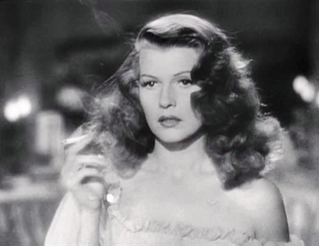 Rita Haworth in Gilda... Libra Sun, Taurus Rising