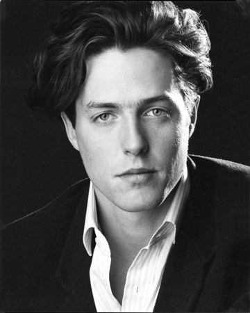 Hugh Grant in his pomp -- also Virgo Sun with Venus in Libra