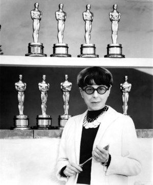 Scorpio Fashionistas: Edith Head