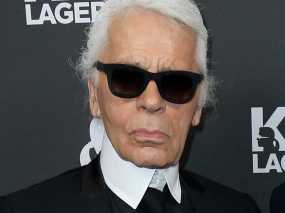 Karl Lagerfeld, Virgo sun