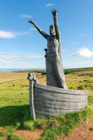Astrology of Now: The Disappearance of Manannan Mac Lir
