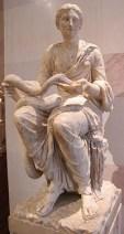 1st century Roman statue. Wikimedia Commons
