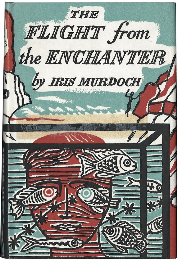 1966 Book cover designed by Edward Bawden