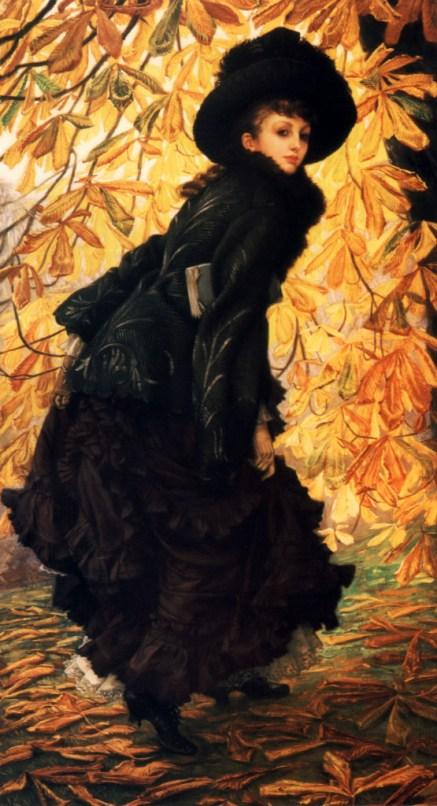 October - James Tissot