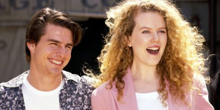 Tom Cruise, Scorpio Rising, Venus on the MC. No wonder they liked each other for a while