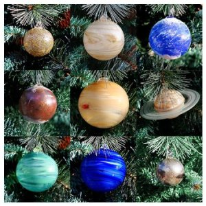 For The Astrologer's Christmas Tree