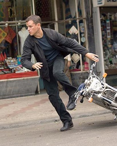 Matt Damon. Libra Sun, Aquarius Rising. Here he is as Jason Bourne.