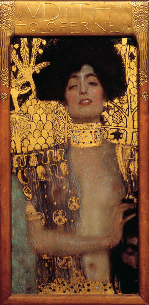 By Gustav Klimt (1862-1918) Cancer Sun