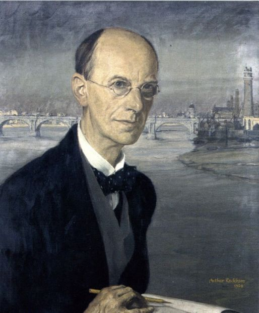 Self portrait, 1924