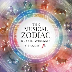 A Musical Zodiac Debbie Wiseman and the National Symphony Orchestra You can listen to snippets from A Musical Zodiac here, or order the CD or download on iTunes today.