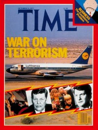 Time cover from October 17, 1977